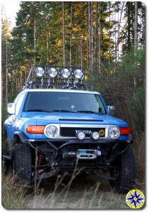 fj cruiser new falken rockie mountain tires