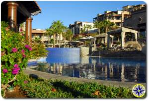 cabo hotel pool