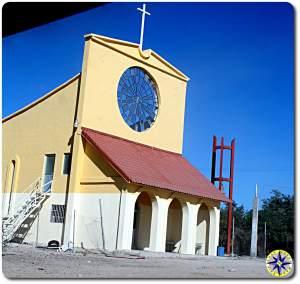 little church baja mexico