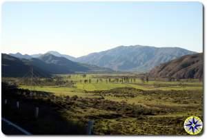 northern baja hills