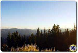 northwest valley view