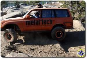 metal tech land cruiser
