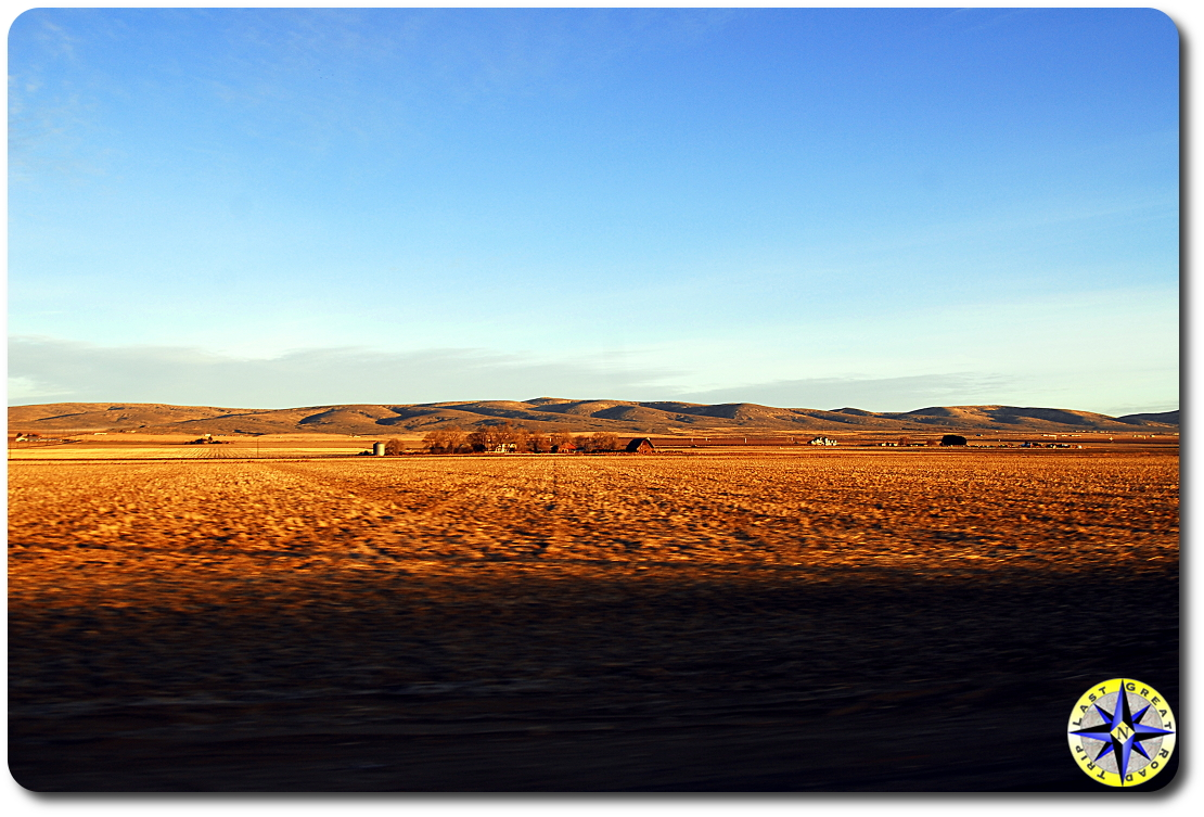 easter washington farm land
