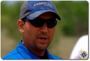 Ali Aljibouri, Cooper Tire professional driver
