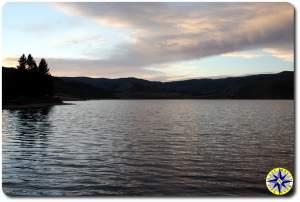 cresent creek Reservoir