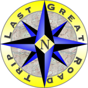 last great road trip free logo decal