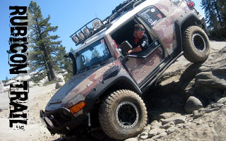 rubicon trail adventure