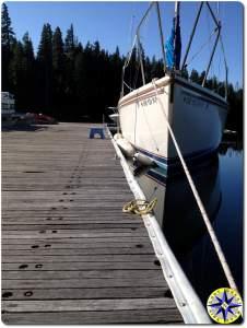 suttle lake dock