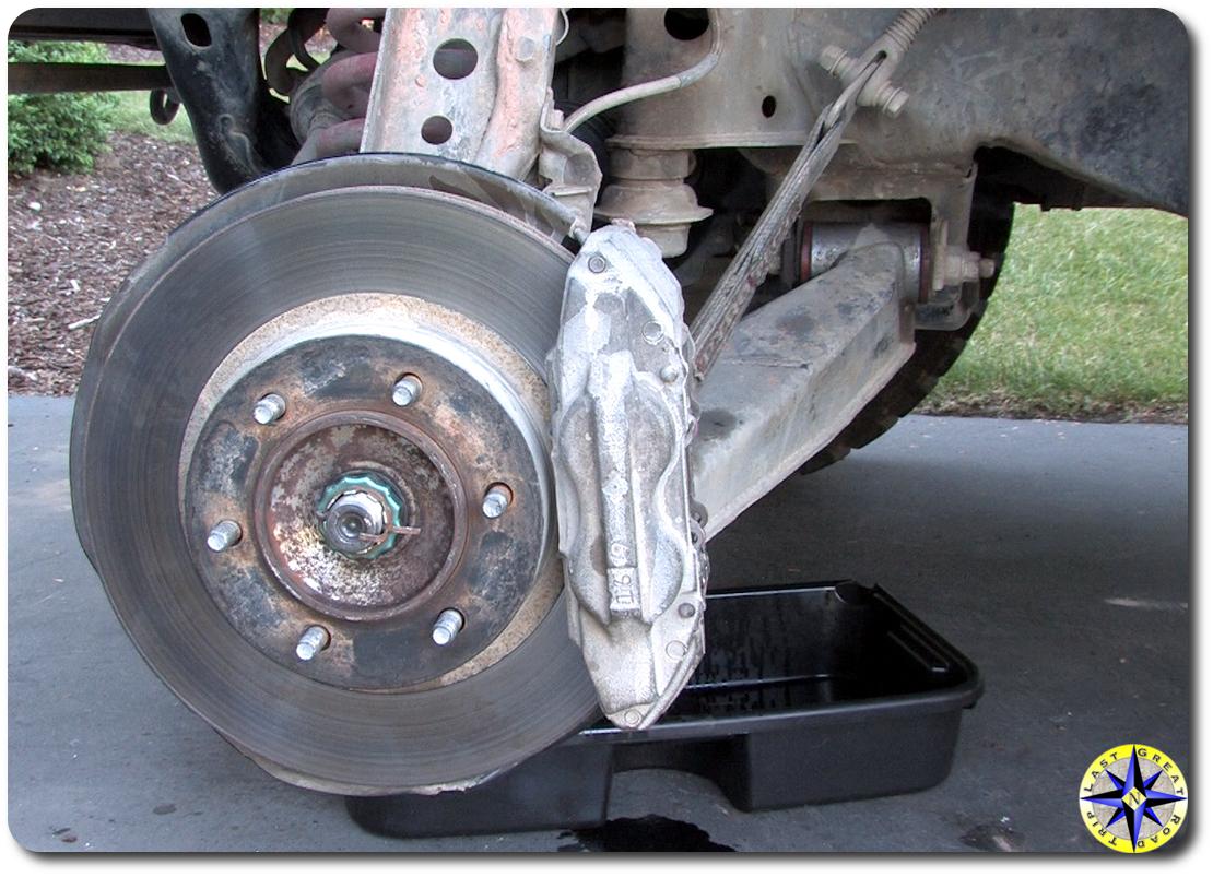 axle hub