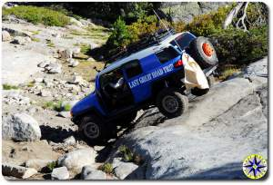 fj cruiser rubicon trail