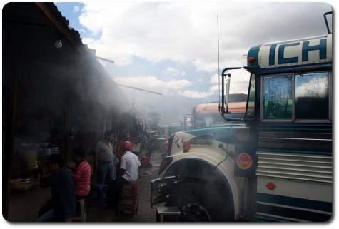 caracas venezuela bus station