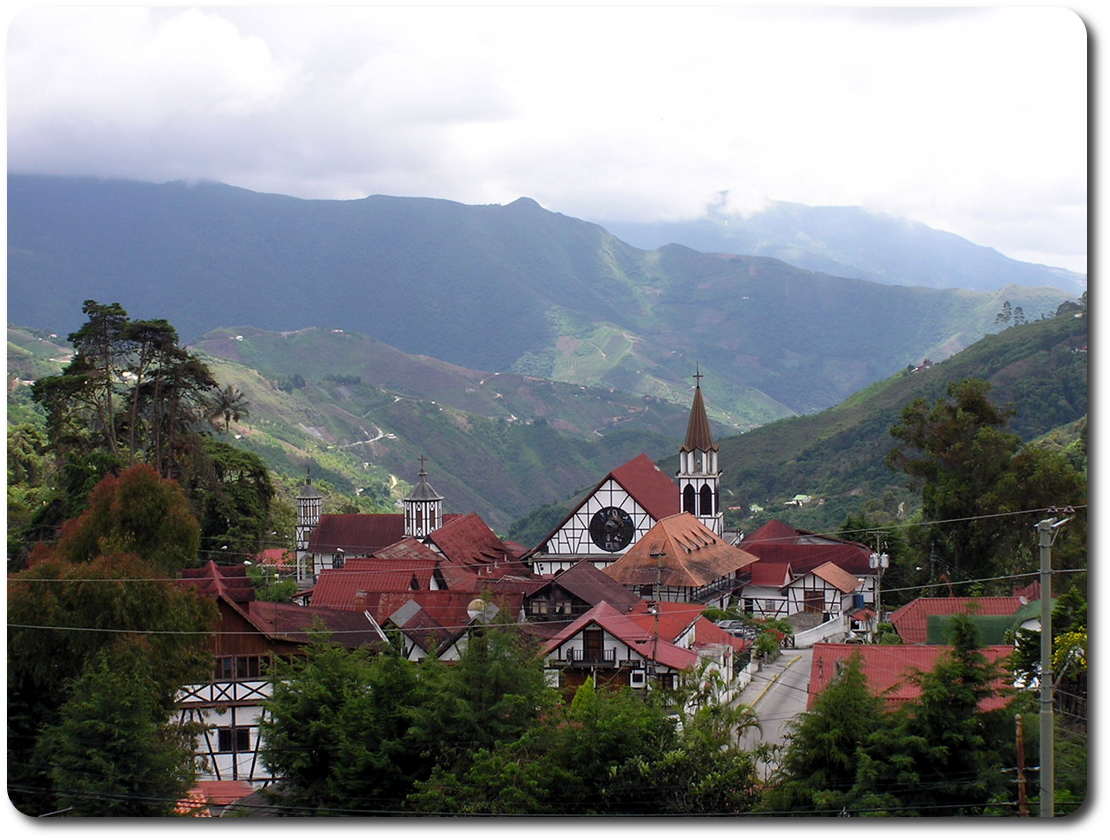 german village venezeula