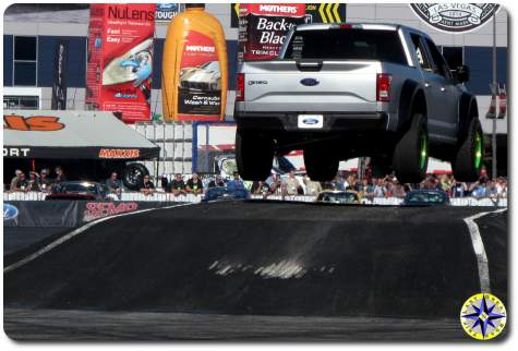 ford truck sema 2014