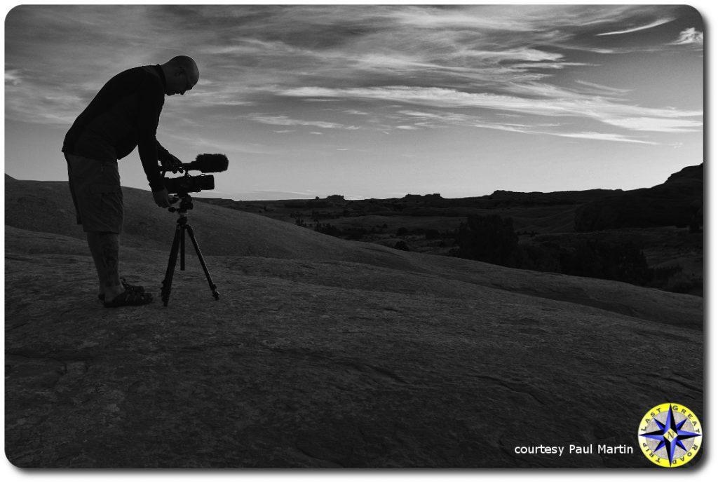 moab desert videographer