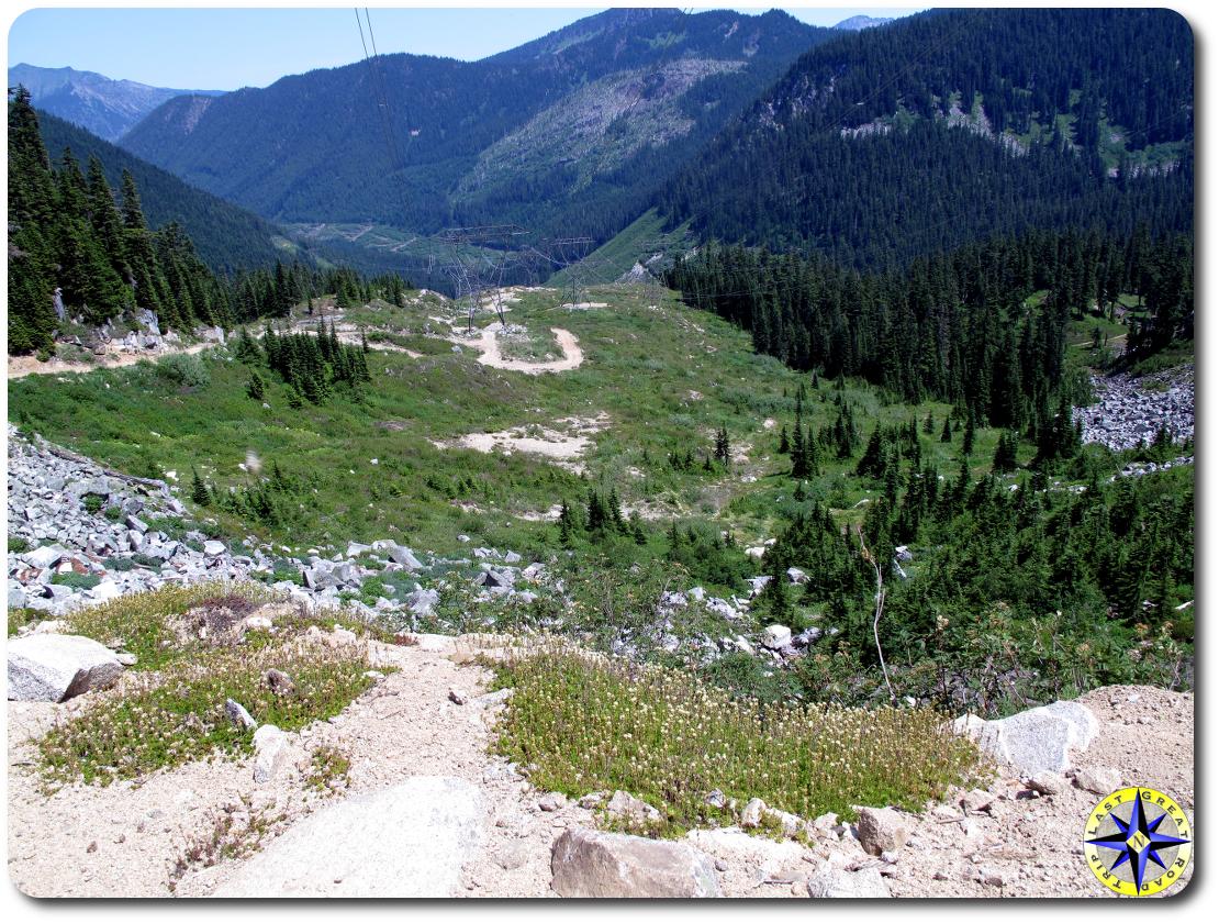 off-road trail